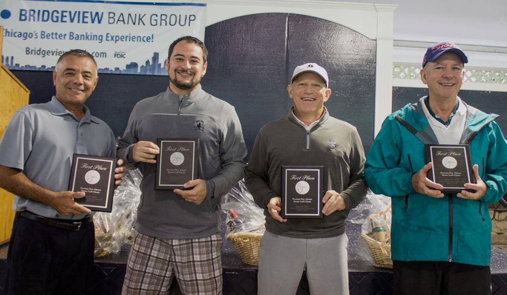 2018 PPAH Golf Classic Winners
